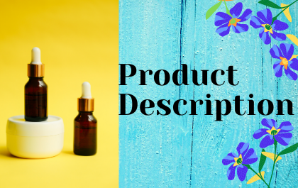 SEO Optimized Profitable Product Description.