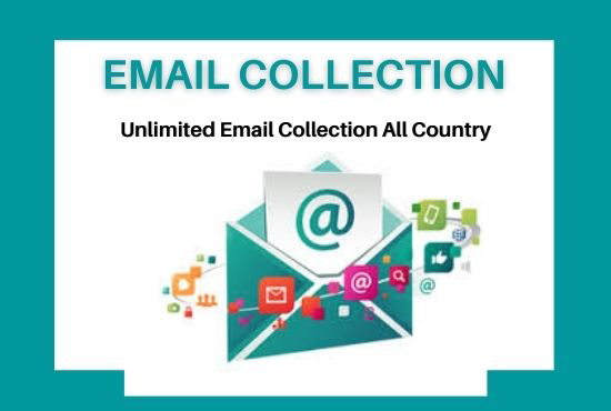 I will give you 500 verified email collection
