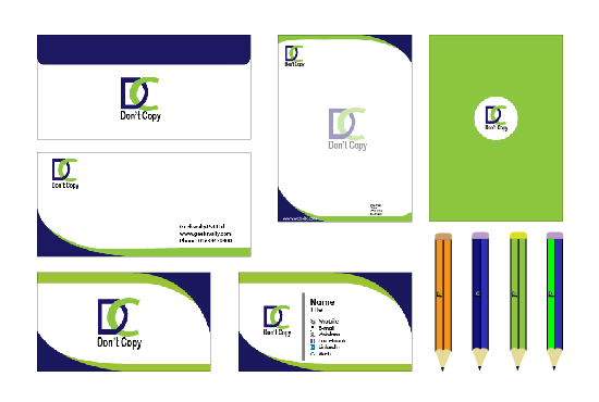 I will create unique Business card and stationary design.