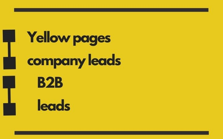 I will scrape Yellowpages all data USA based and your targeted niche