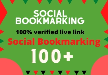 Manually bookmark your site to High PR 150 social bookmarking sites only