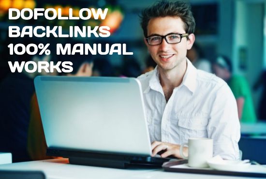 make high quality SEO 50 dofollow backlinks using blog comments service