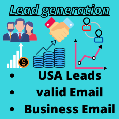I Will Provide USA Business, Email, Lead Genaretion