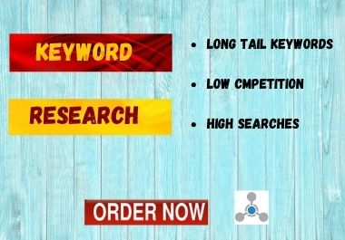 I will run keyword depth research and find best keyword for you