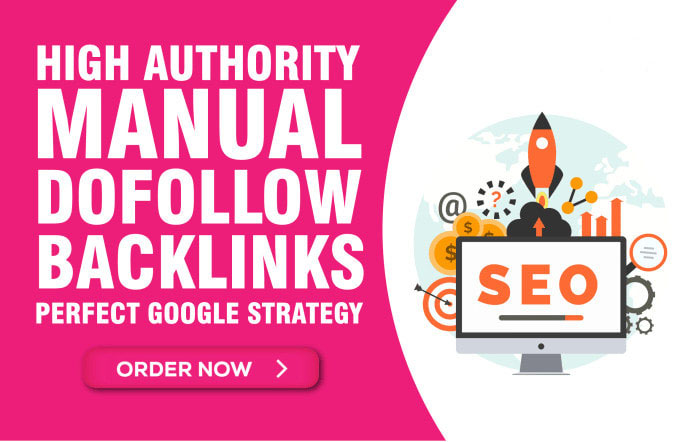 build high quality do follow SEO backlinks