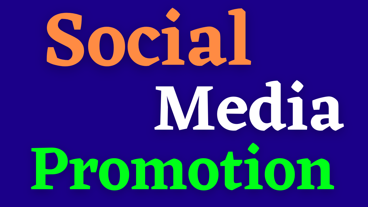 All Social Media Account Marketing and Promotion