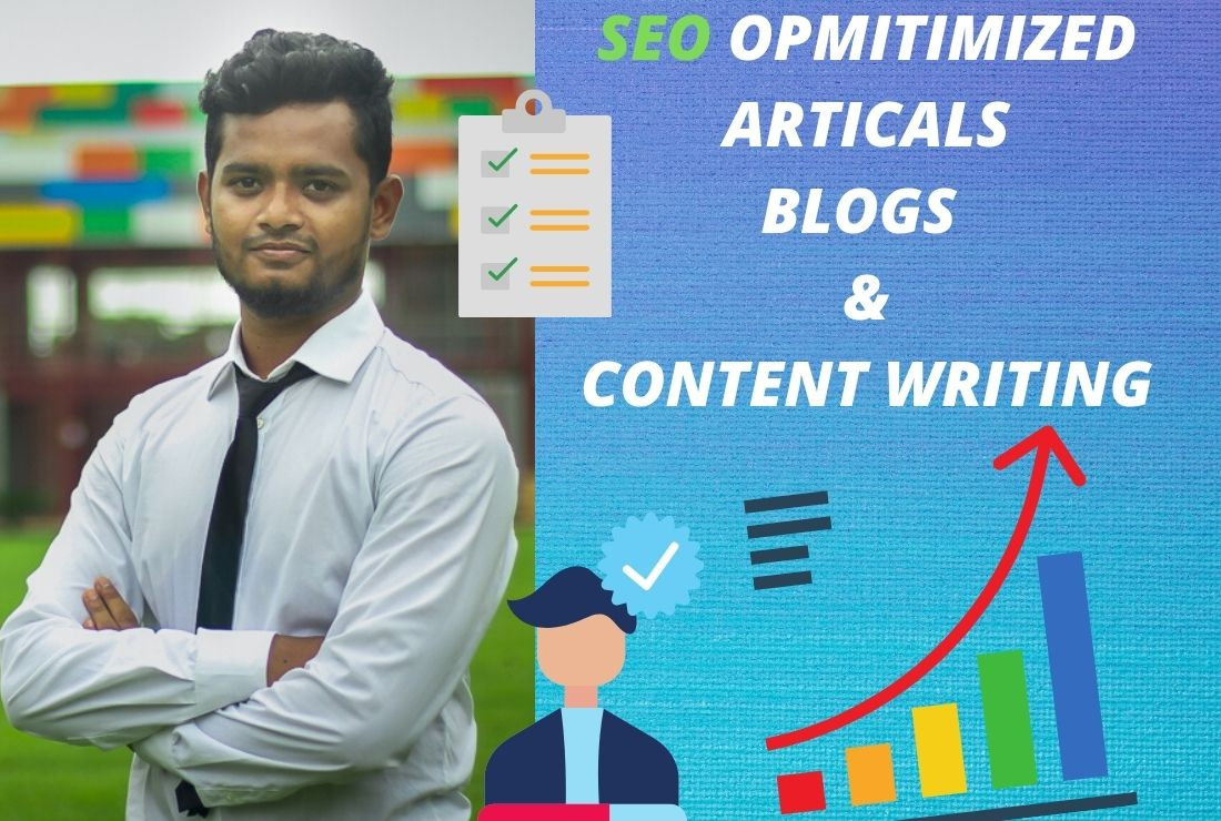i will be your SEO optimized article,  blog and content writer