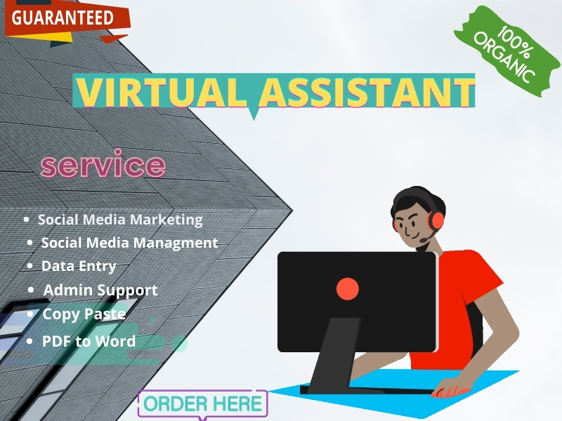 I'll Be Your Reliable Virtual Assistant