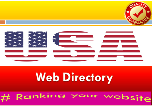 I will do 100 high authority USA web directory submission manually