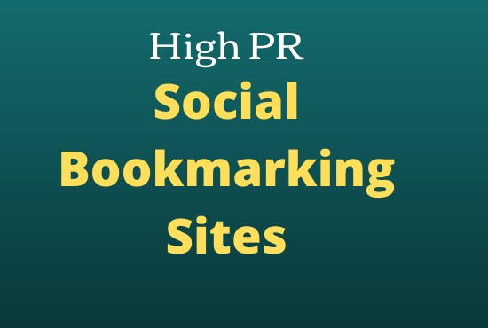 I Will Provide 20 Bookmarking Seo For Your Business