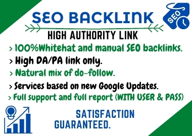 I will create high authority 100 do-follow profile backlink for your website