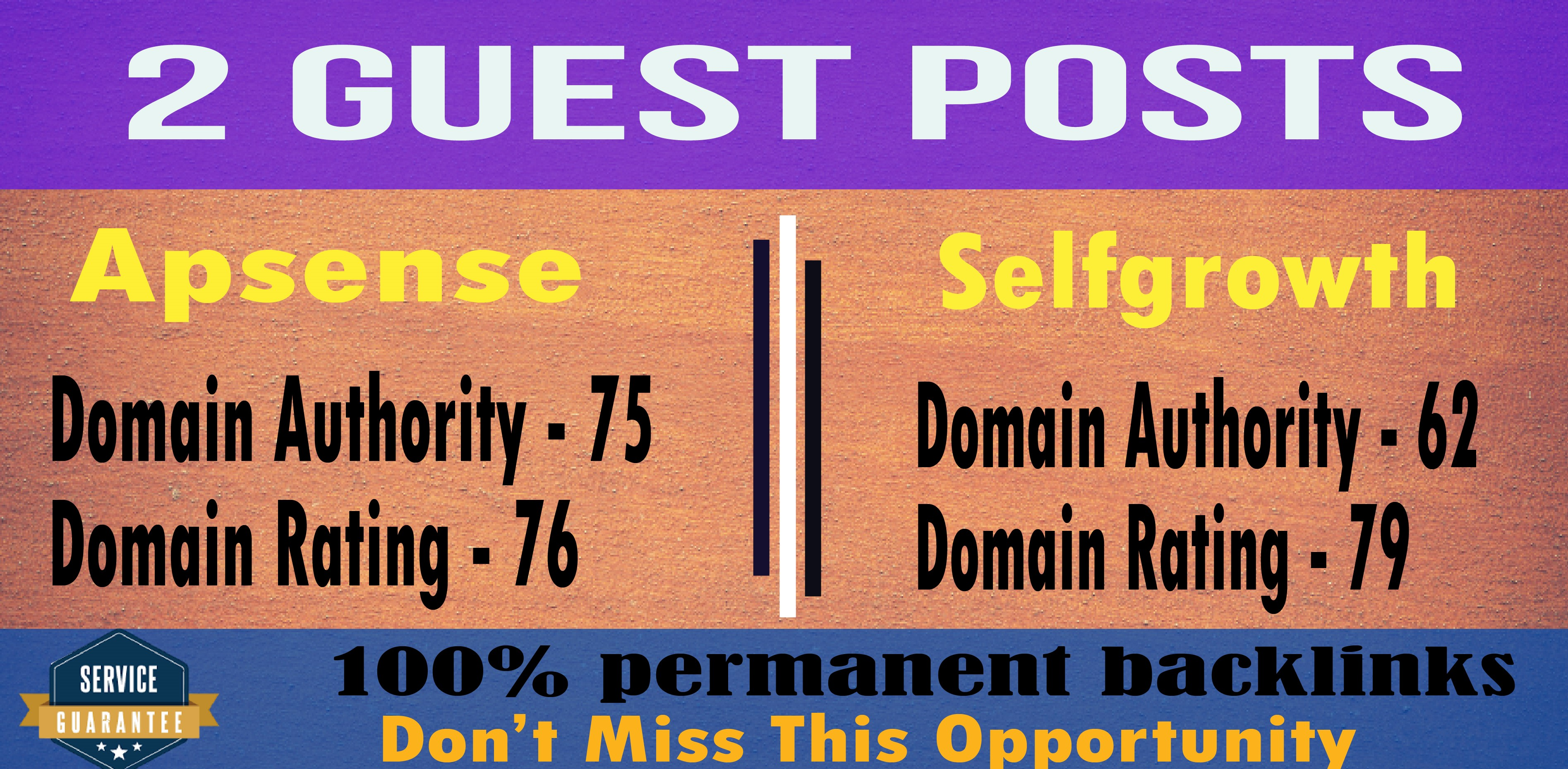 Publish Your Article On Apsense and Selfgrowth With Dofollow Link