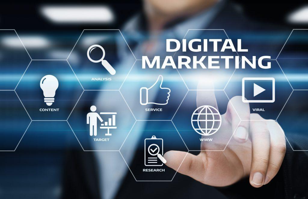 I am professional digital marketer