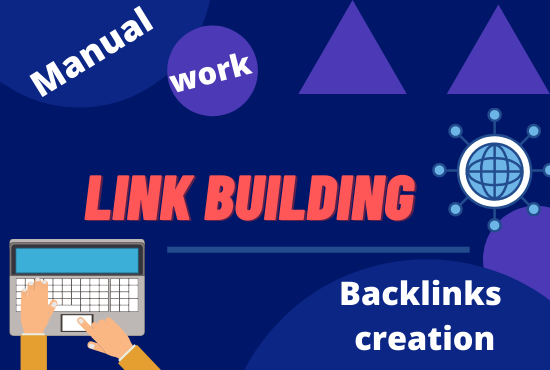 I will dofollow backlinks white hat seo