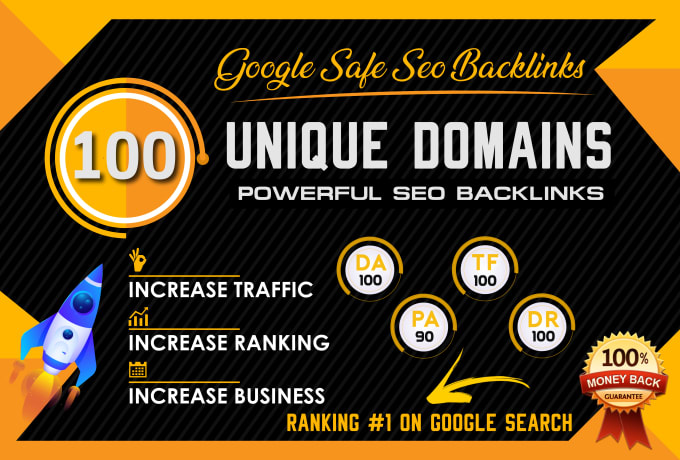 I will do manually 100 high authority permanent blog comment links for you