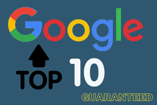 Promote your website on google first page ranking within 3 Weeks