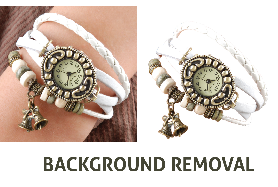 I will remove background of product images