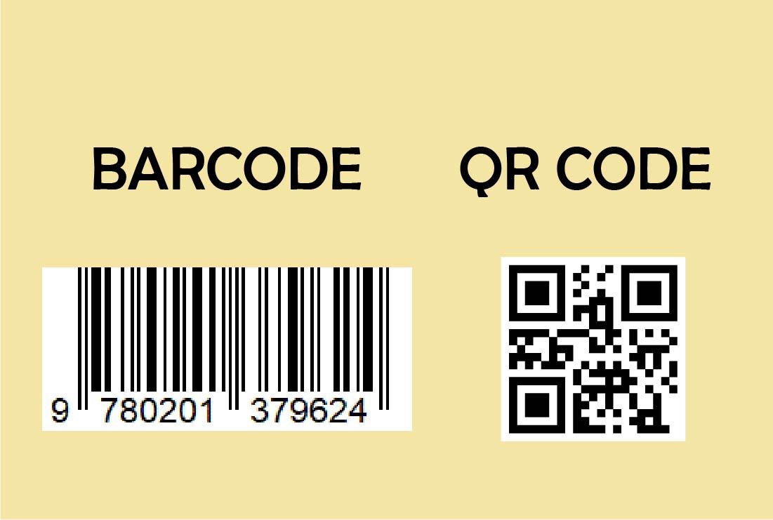 I will create 5 qr code, upc, ean, barcode professionally