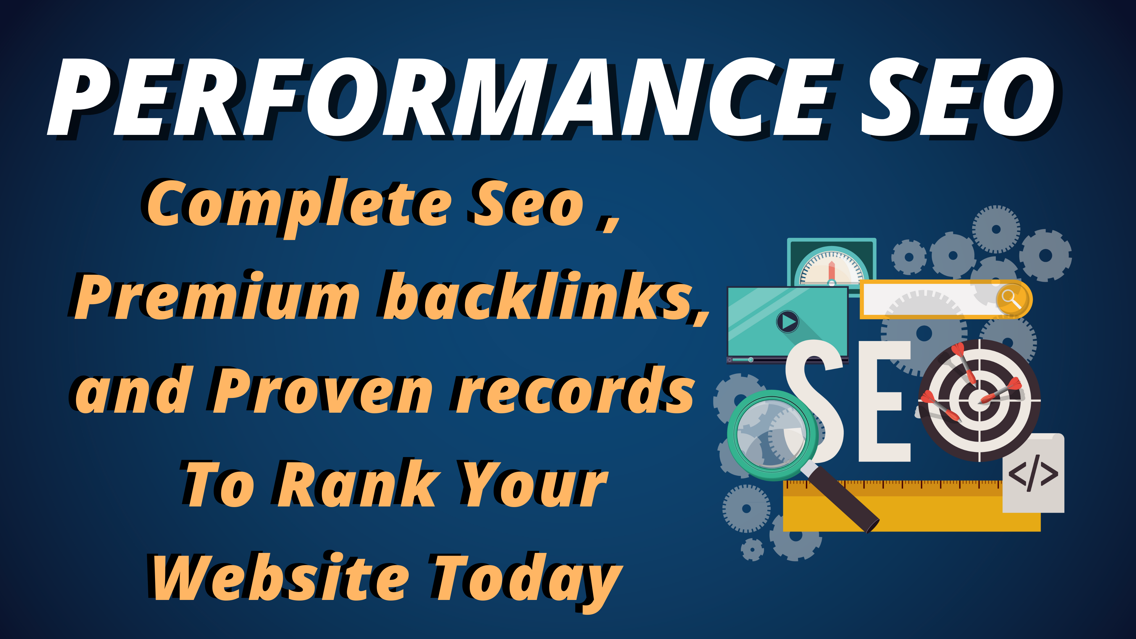 Skyrocket your Website with Premium backlinks,  and Proven records To Rank Your Website Today