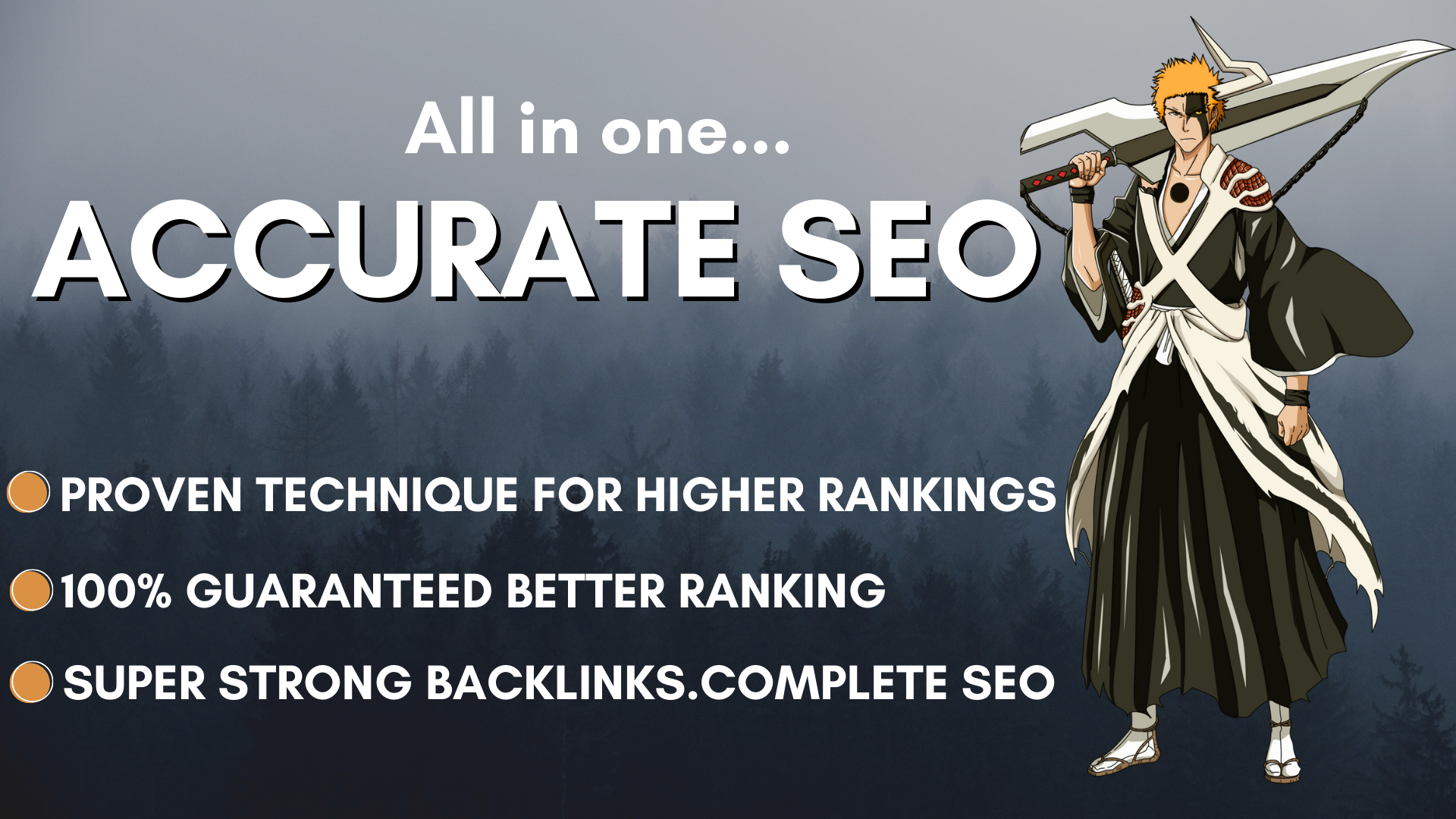 With Ultimate strategy from All in One manual Links by Accurate SEO