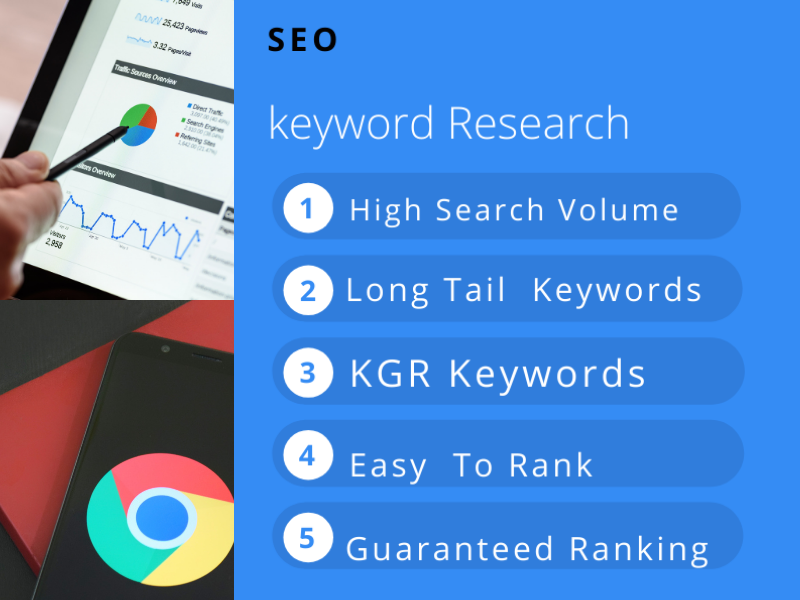 unique SEO keyword research analysis your business