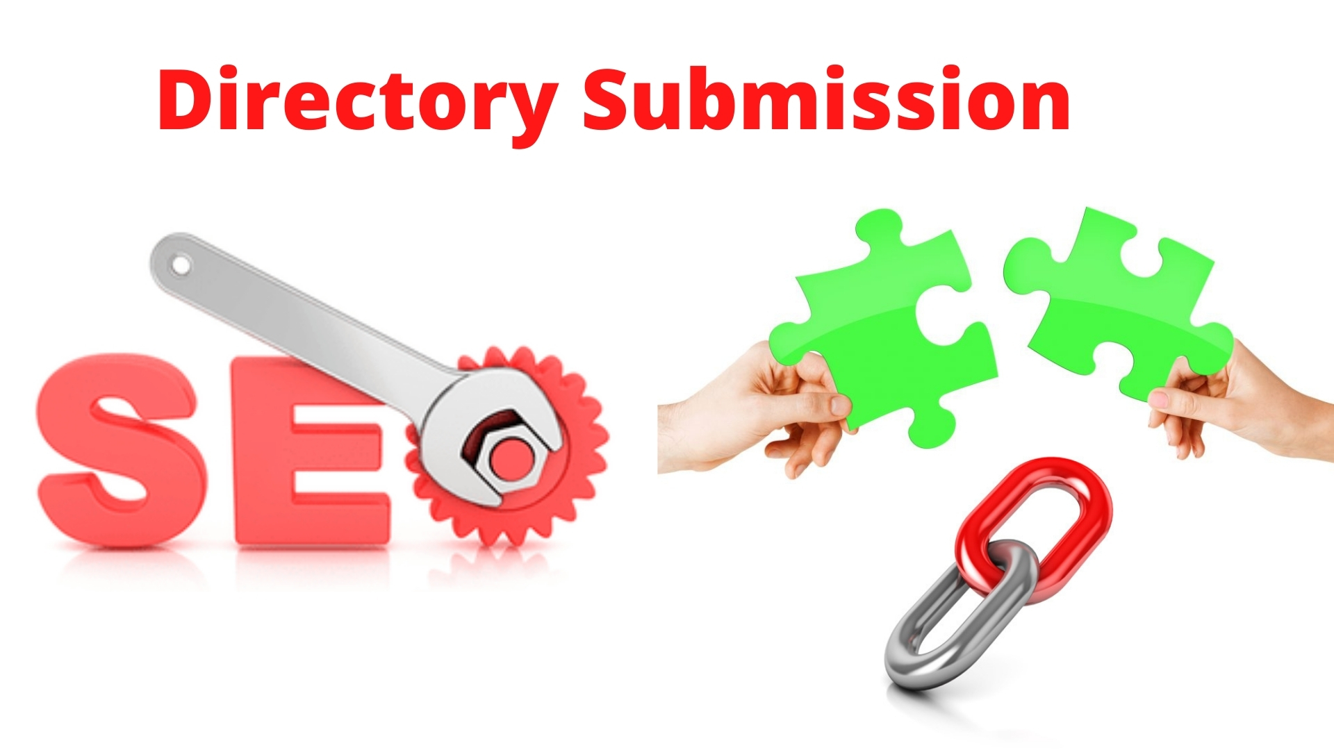 High PR, 100 directory submission manually