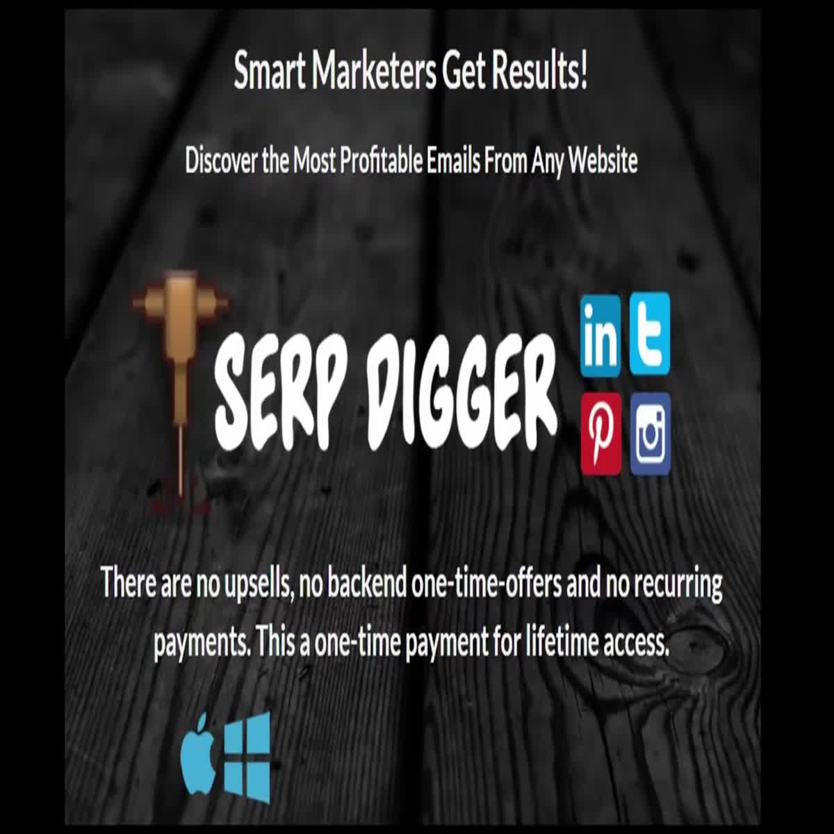 Serp Digger- The World First Elastic Scraper