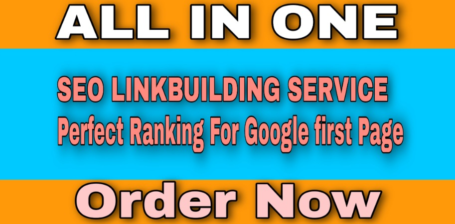 Rank Your Website on Google 1st Page with Manual SEO Link Building Service