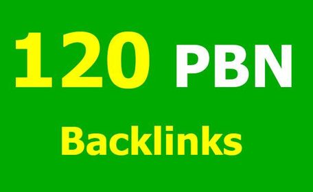 I Will Make 120 Permanent PBN Backlinks