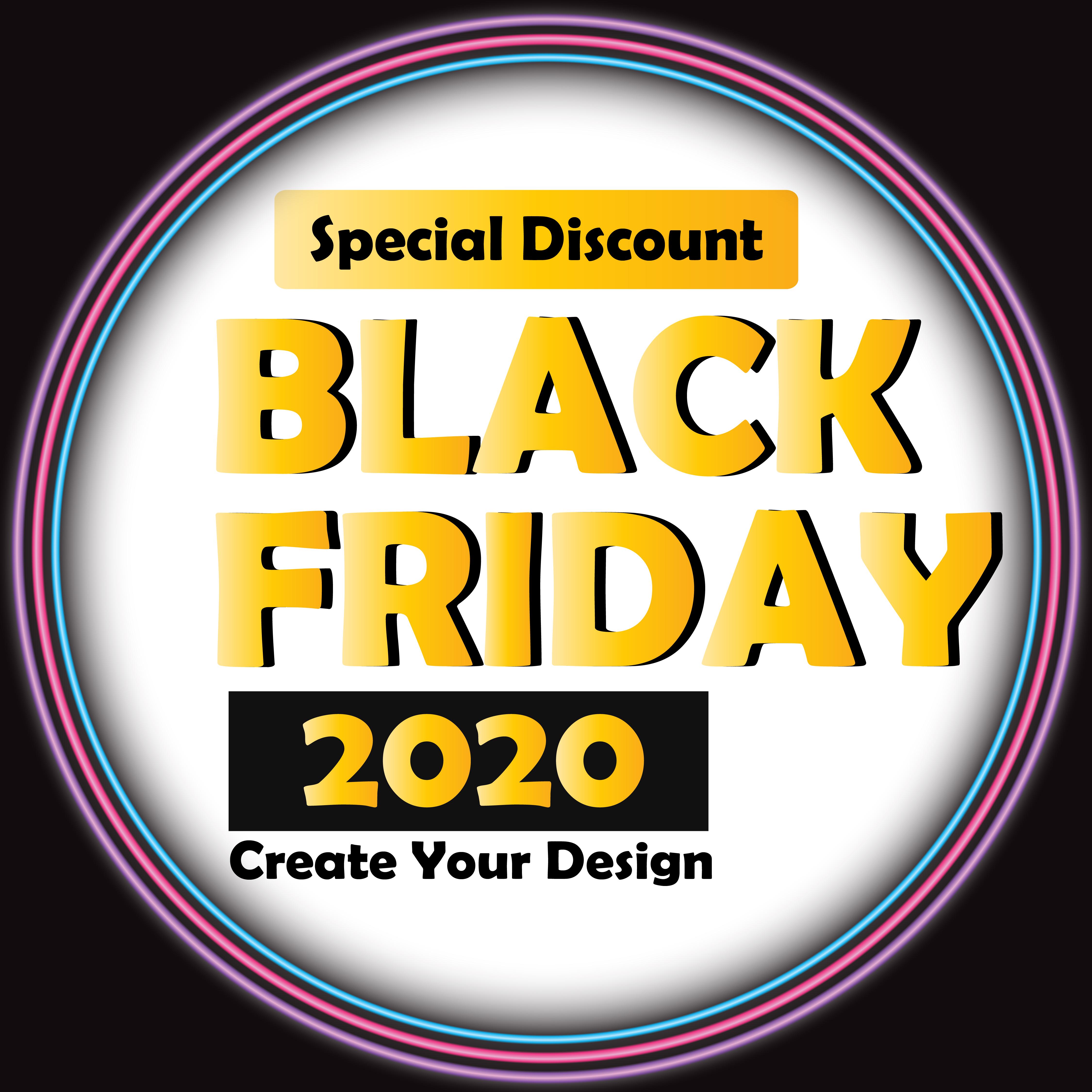 Black Friday Sale 2020 - Instagram post and Story Design