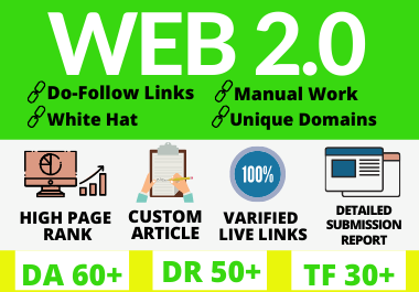 20 High Authority Web 2.0 Backlinks to Boost Your Site on Google Ranking