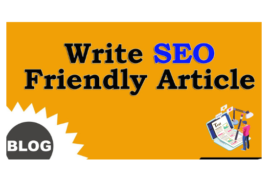 I will write 1000 words SEO friendly blog or article