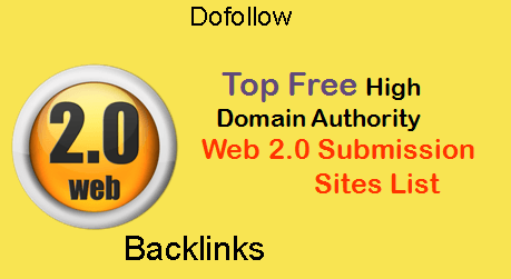 I will provide you 50 high authority web 2 0 backlinks