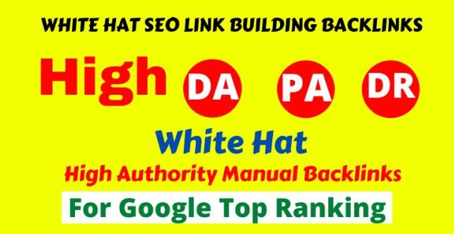 I will do 70 SEO backlink building