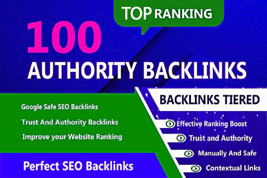 I ill build 100 edu gov backlinks high authority safe seo link building