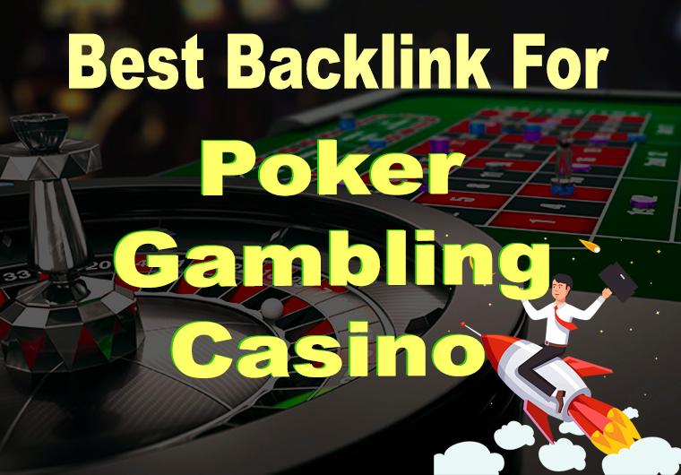 100 Casino,  Poker,  Gambling High Quality Pbn Backlinks on high authority sites