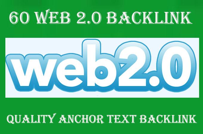 DA 70+ PA 35+ PR6-10 Web2.0 50 Pbn Backlink in 100 dofollow in unique site