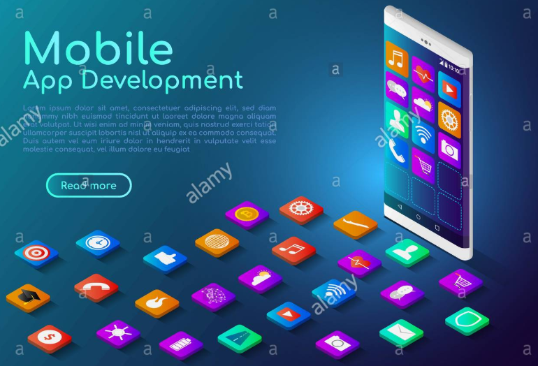 i will do mobile app development, android app development
