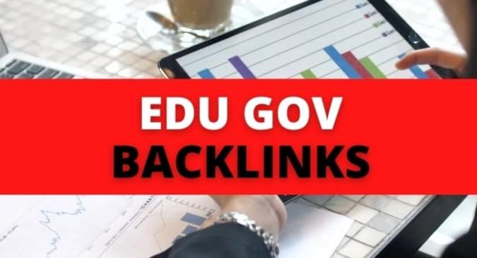 I will do 50 edu 50 gov blogcomment backlinks