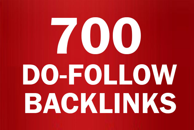 700+web2.0 Backlink in your website homepage with HIGH DA/PA/TF/CF with unique websites
