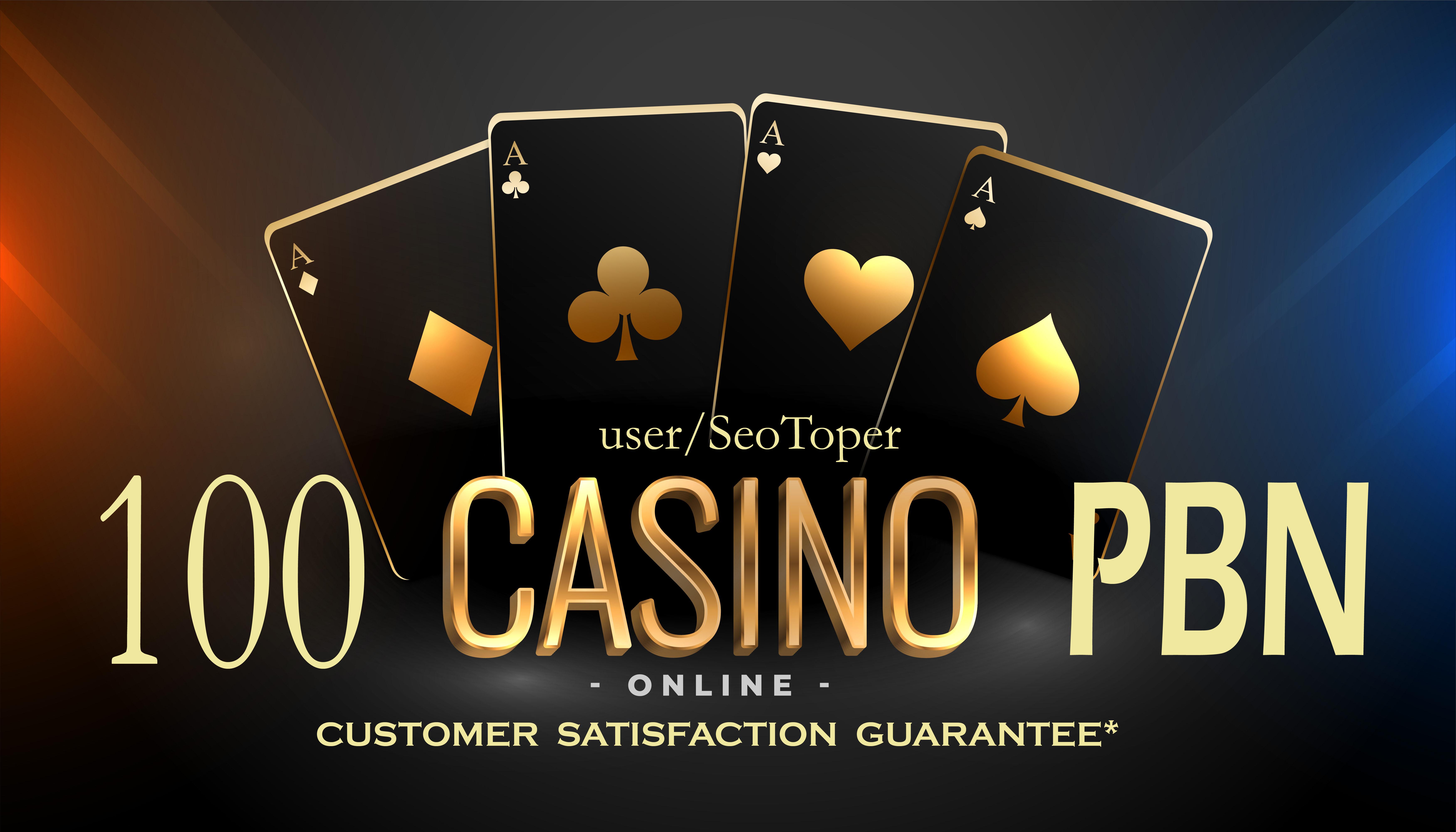 2021 Latest Buy 3 Get 1 free 100 CASINO,  GAMBLING,  POKER related high quality pbn backlinks