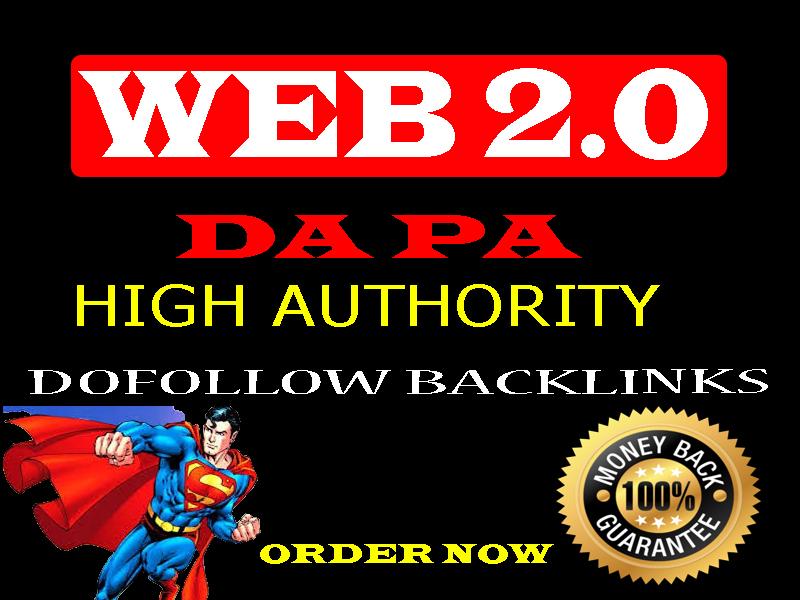 manually 25 high authority web 2 0 backlinks buffer blogs