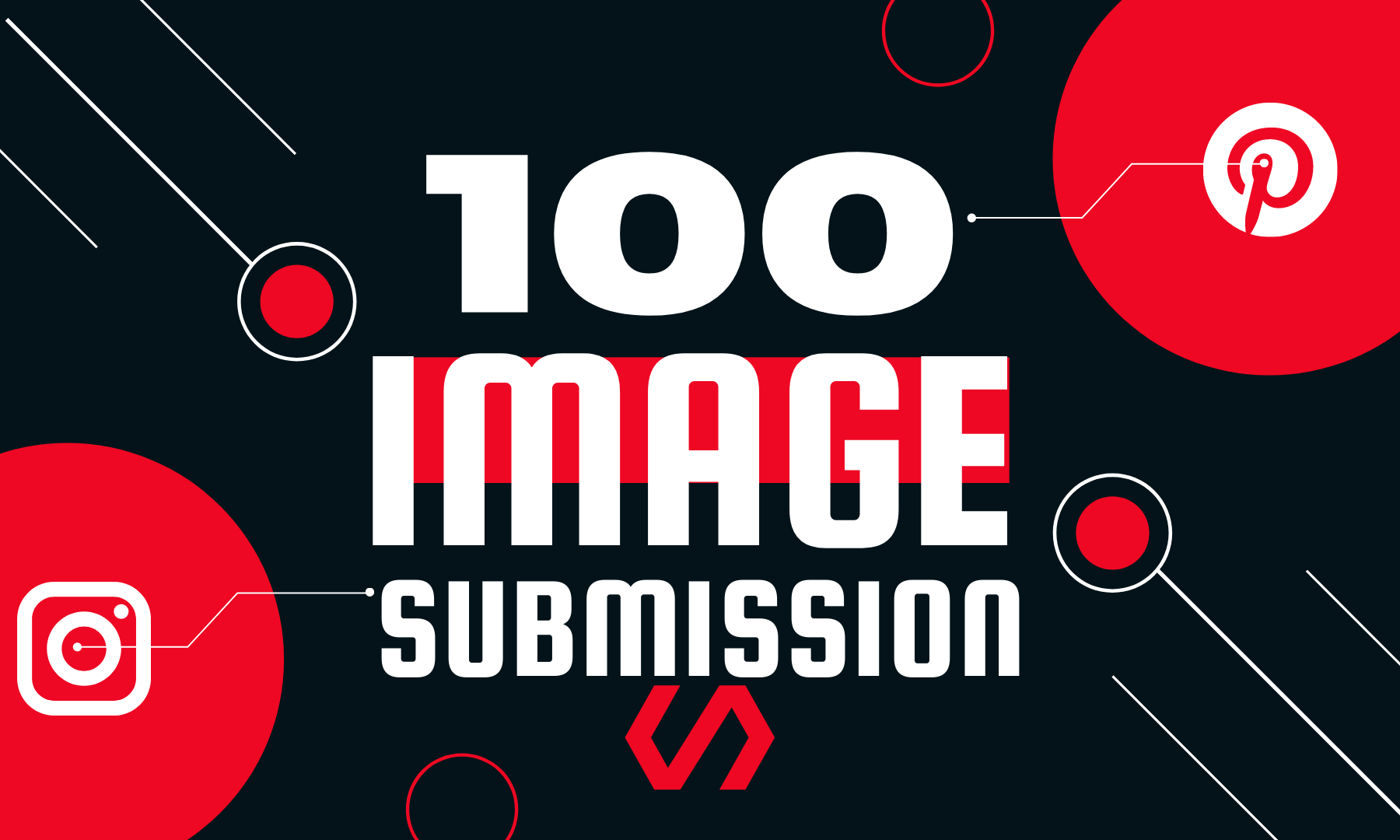 100 Image Submission with Image Optimization