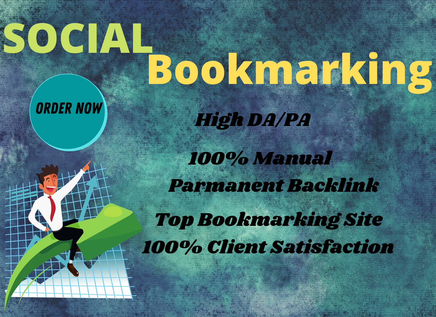 I will create manually 15 social bookmarking for traffic boosting