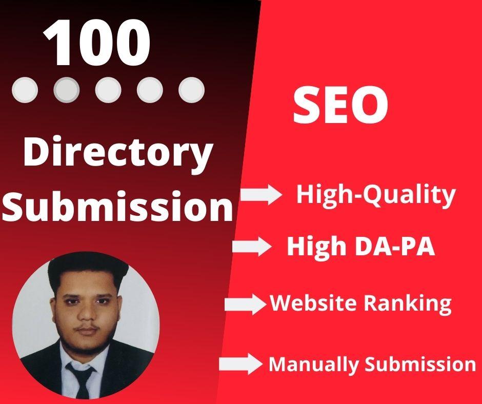 I will create 100 Directory in local site High-PR