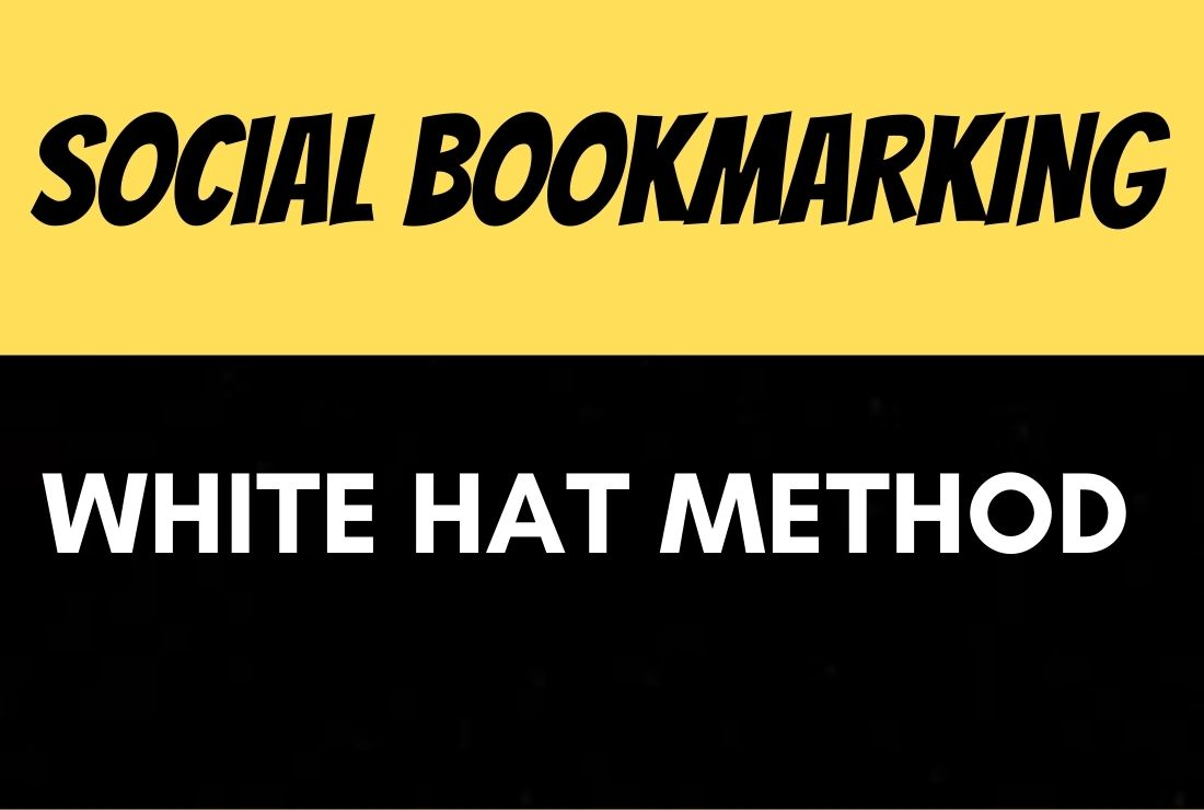 I will create high quality powerful 100 social bookmarking submissions manually