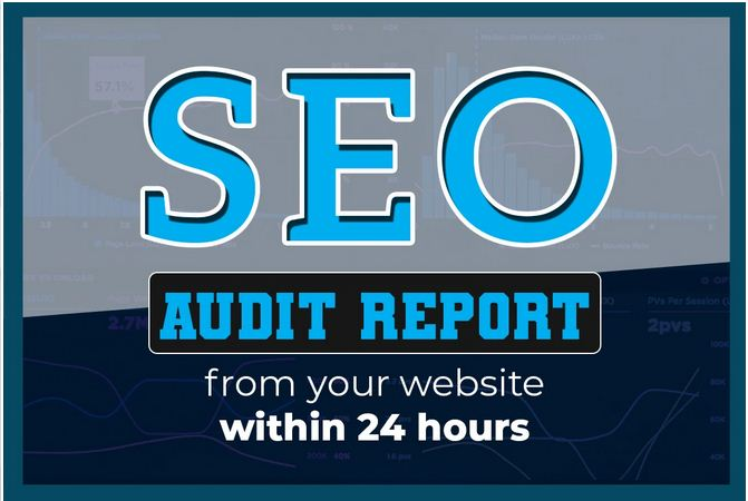 I will professionally audit your website and provide a site SEO audit report