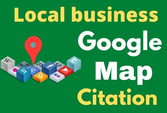 Create 100 best google maps points citations for your Business