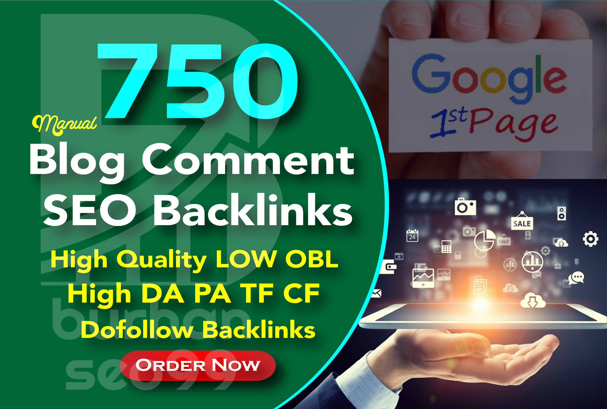 I Will Post 750 Comments on LOW OBL Backlnks Manually