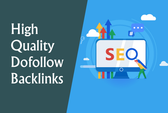 High quality 15 dofollow backlinks for 1st Google ranking with PR9 SEO service